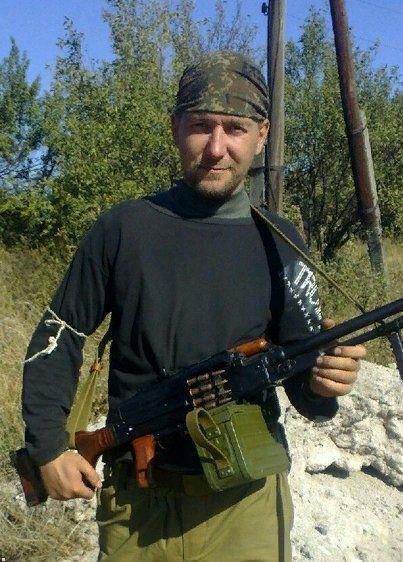 Виталий Свинарёв