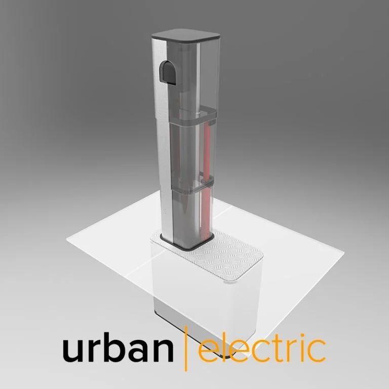 Зарядна станція Urban Electric