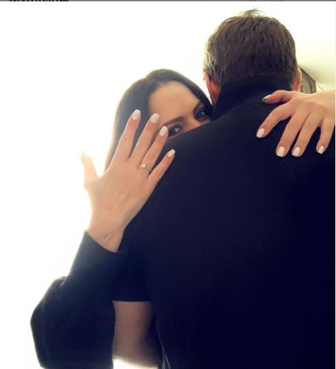 Софія Хлябич виходить заміж