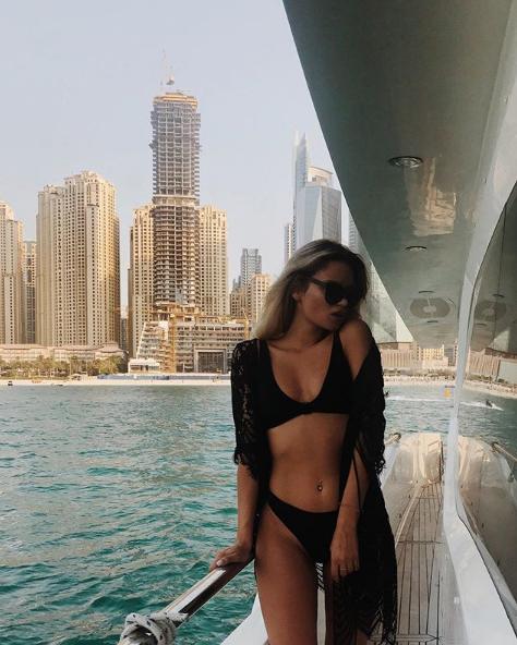 Самая красивая студентка Украины Дарина Самсонникова