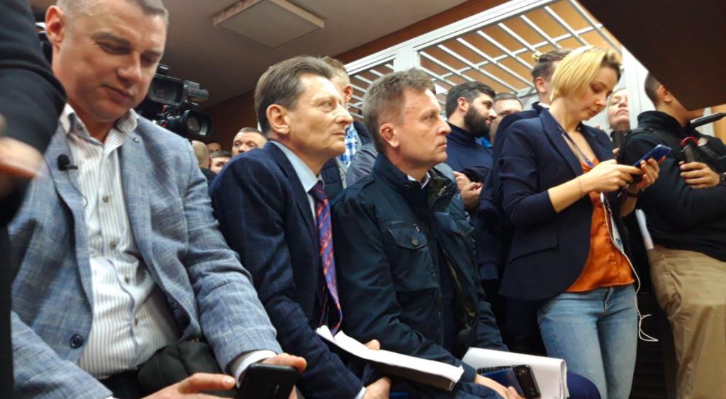 Ляшко пришел в суд из-за драки с Герусом