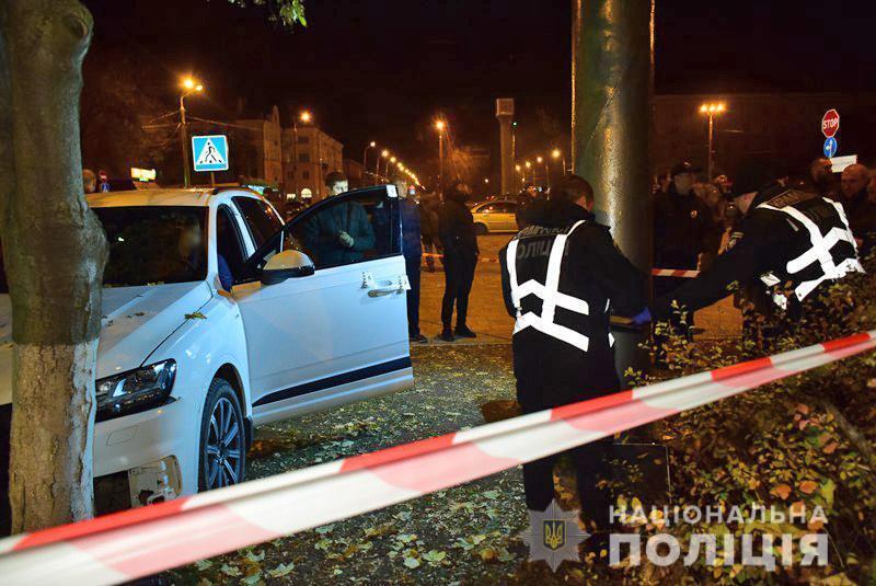 Поліцейські затримали підозрюваного у гучному вбивстві 38-річного підприємця у Маріуполі Донецької області