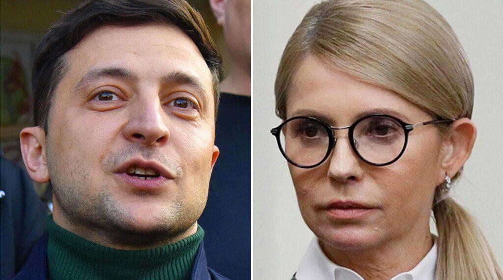 Зеленський проти Тимошенко: у чому помилки президента