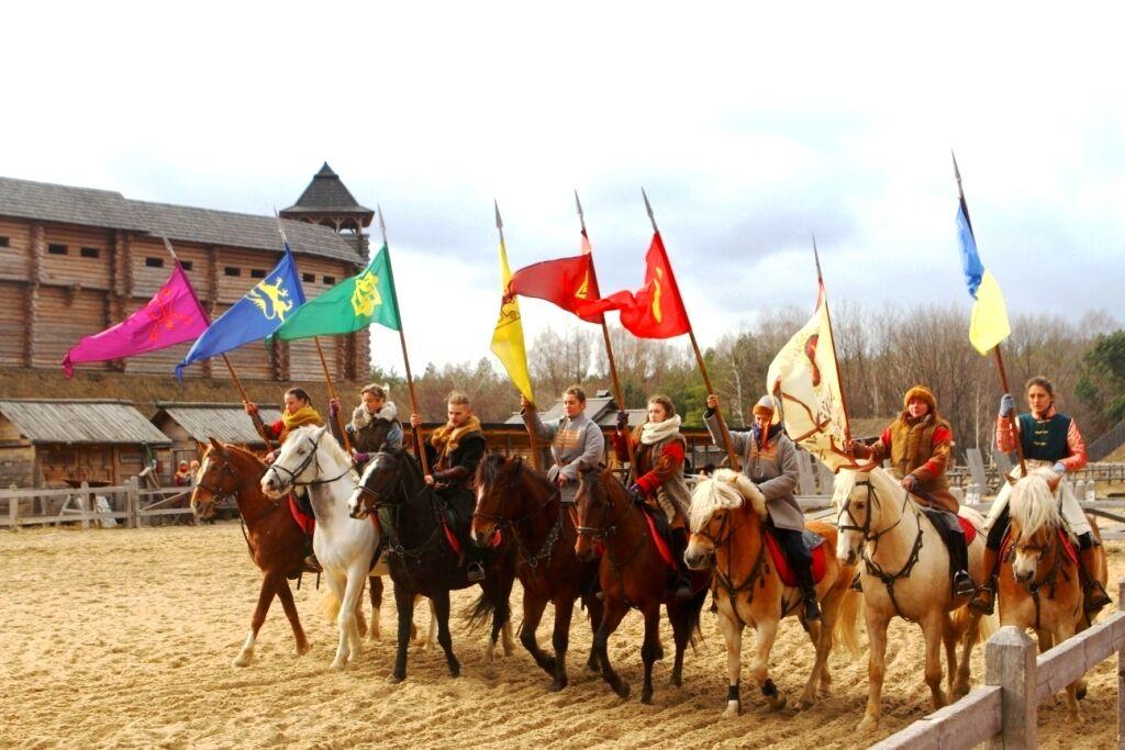 На Киевщине оживут древние традиции встречи зимы