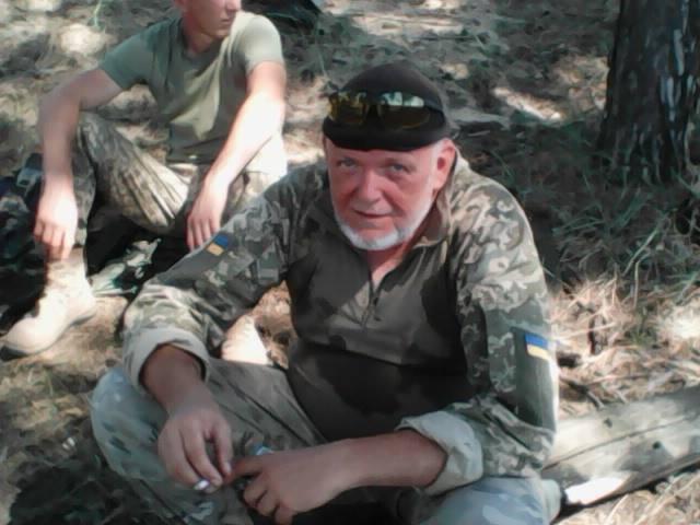 Игорь Панов Хан воевал в 90-м батальоне
