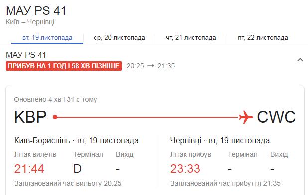 С украинским самолетом случилось ЧП в небе
