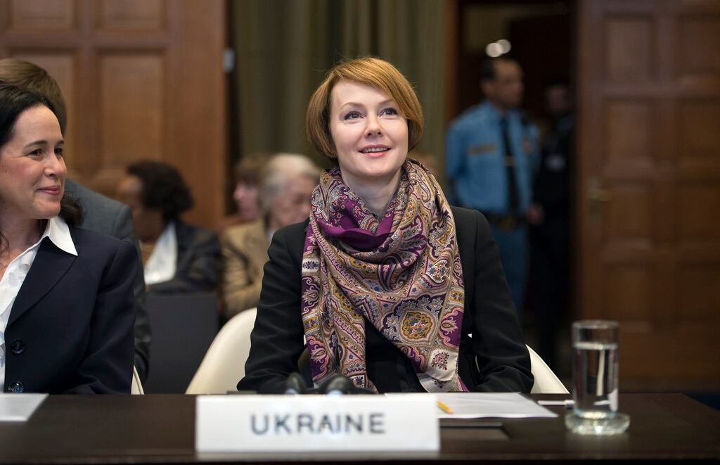 Олена Зеркаль представляє позицію України в міжнародних судах