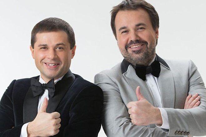 Антон Лірник і Андрій Молочний