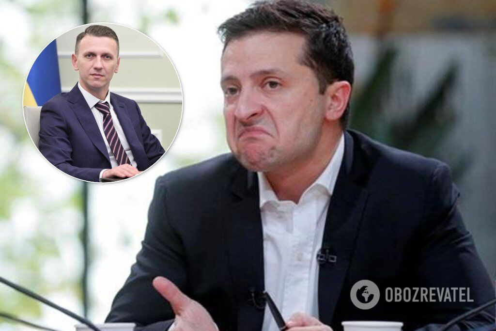 Зеленский открестился от скандала с ГБР