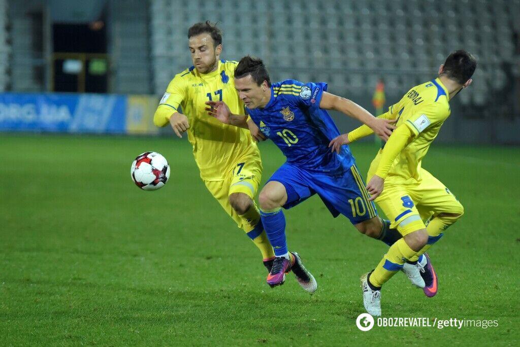 Косово без варіантів став аутсайдером групи України у відборі ЧС-2018, але зараз може вийти на Євро