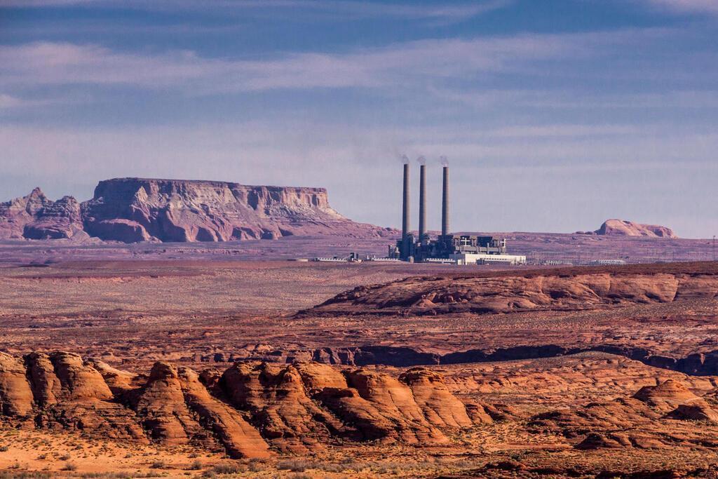 Вугільна теплоелектростанція Навахо