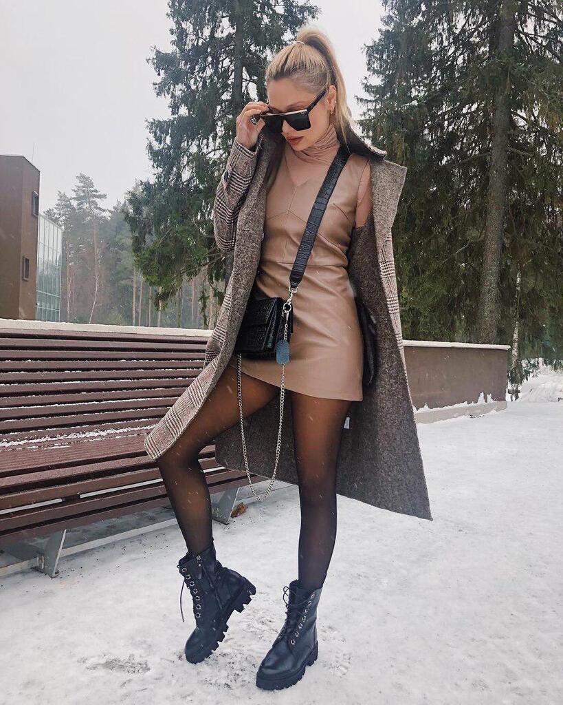 Как стильно одеваться зимой 2019-2020: советы стилиста