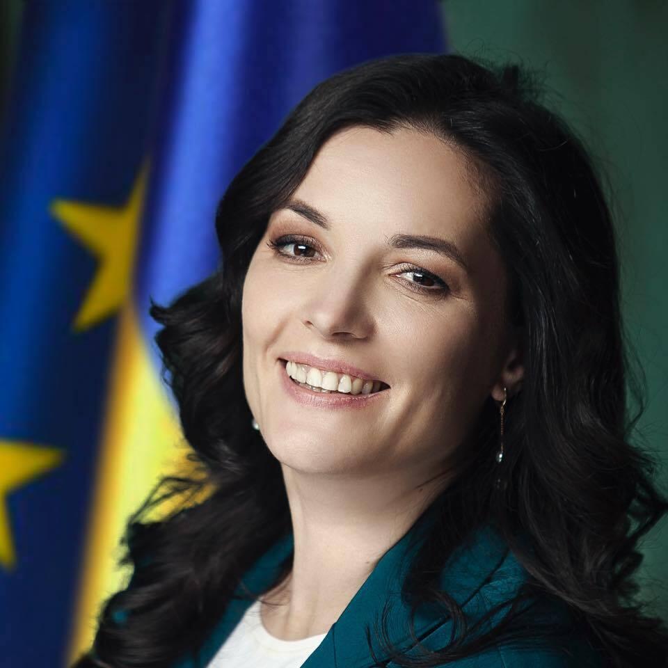 Міністр охорони здоров'я України Зоряна Скалецька