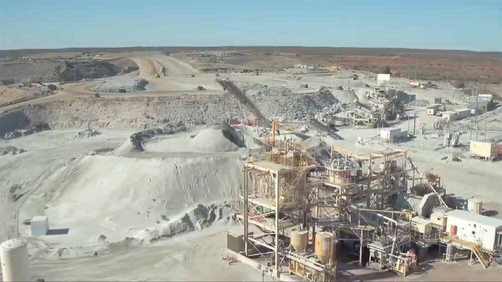 Золотодобувний рудник Agnew