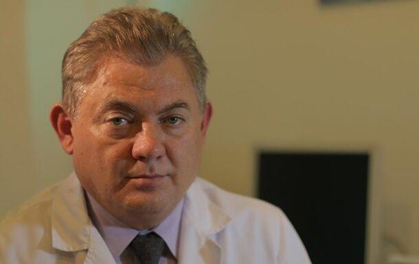 Директор Інституту серцево-судинної хірургії ім. М.М. Амосова, академік Василь Лазоришинець