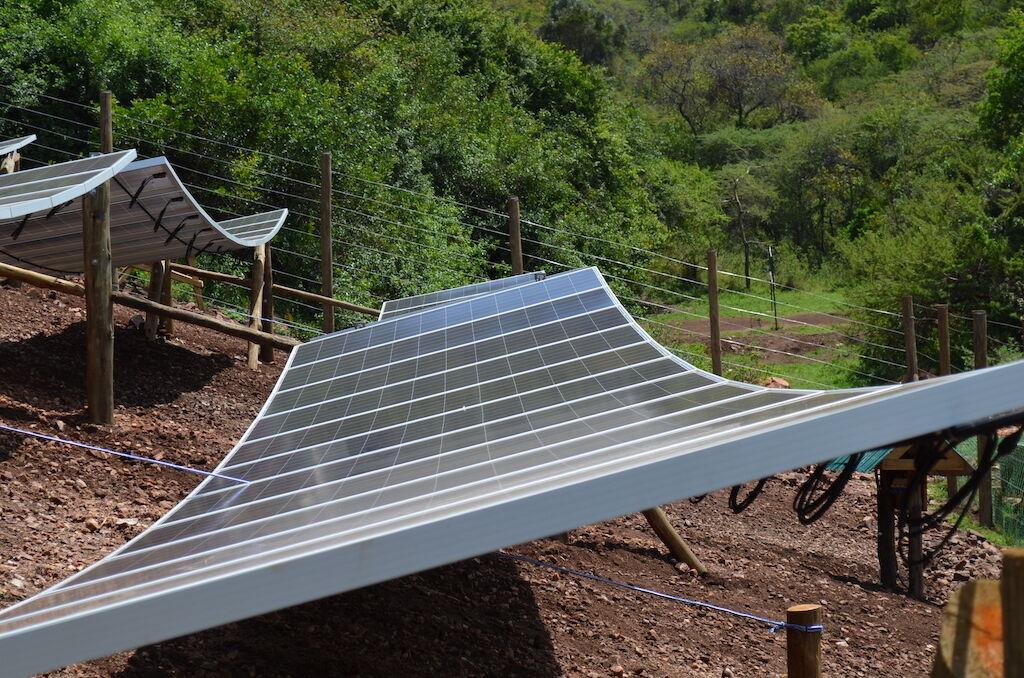 Солнечные панели типа Sun2rope