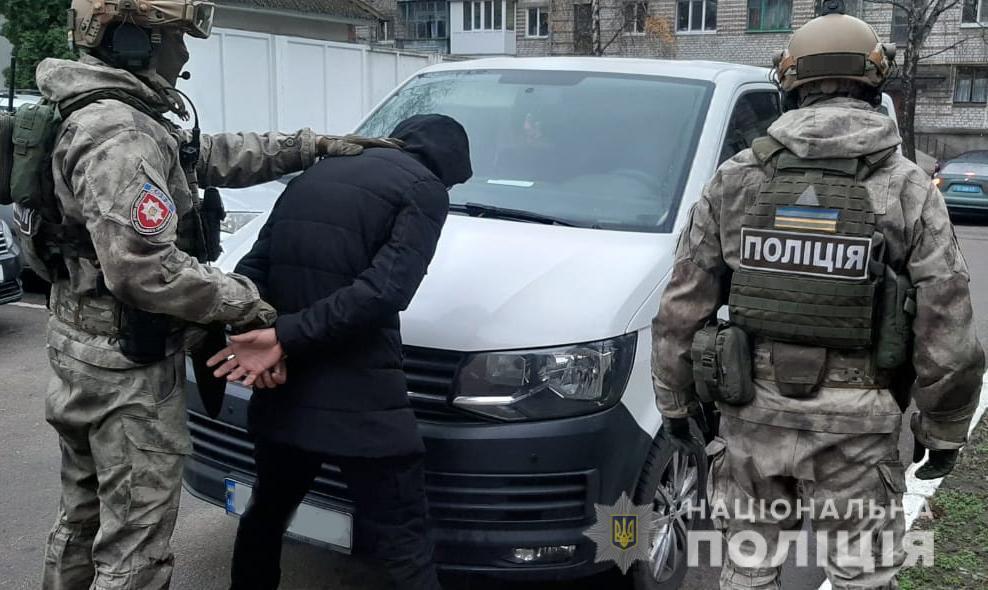 Задержание террориста ИГИЛ
