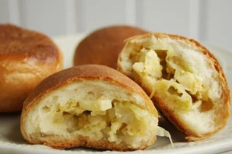 Рецепт незрівнянних пиріжків з капустою