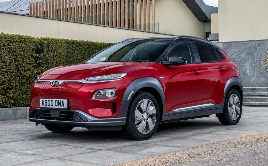Электромобиль Hyundai Kona – один из лучших в классе