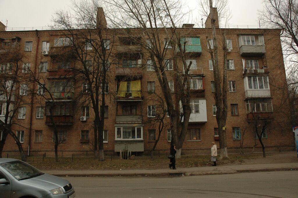 Только в Киеве непригодными для проживания или аварийными считаются 9 миллионов квадратных метров