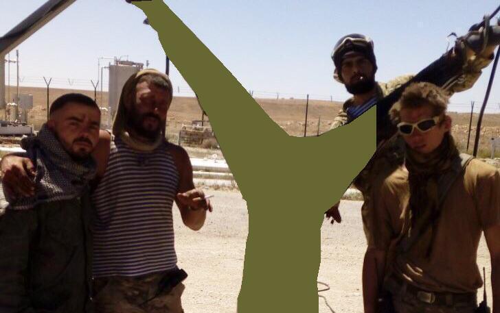 """Кати з """"ПВК Вагнера"""" стратили людину в Сирії"""