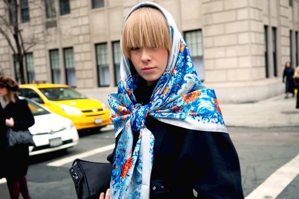 Утепляємося стильно: топ-7 оригінальних способів носити шарф взимку 2019-2020