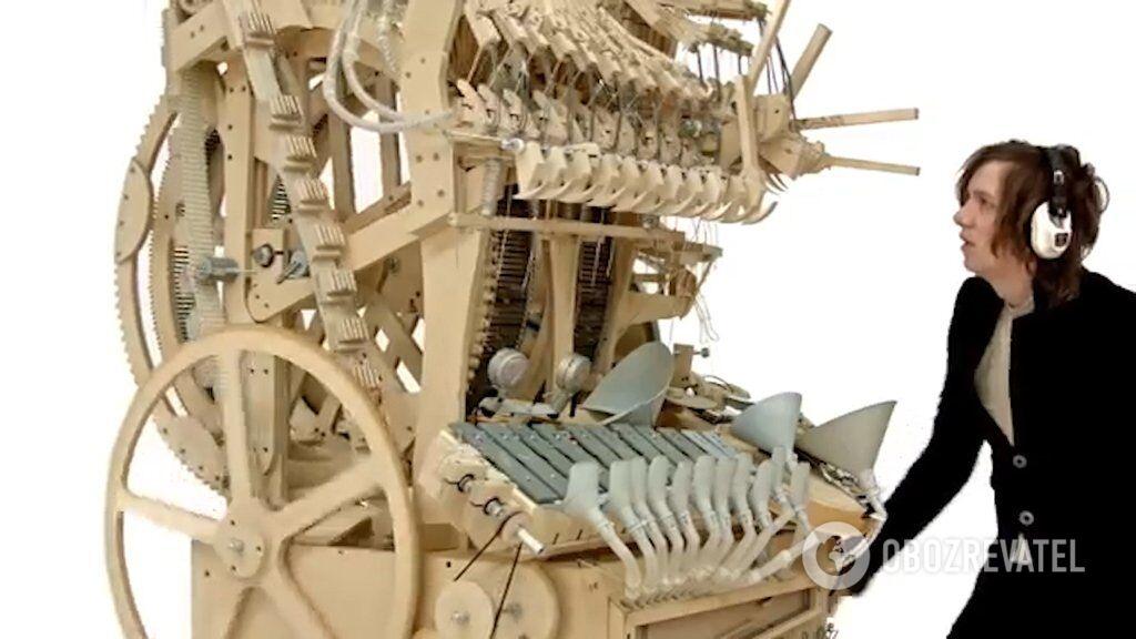 Wintergatan Marble Machine