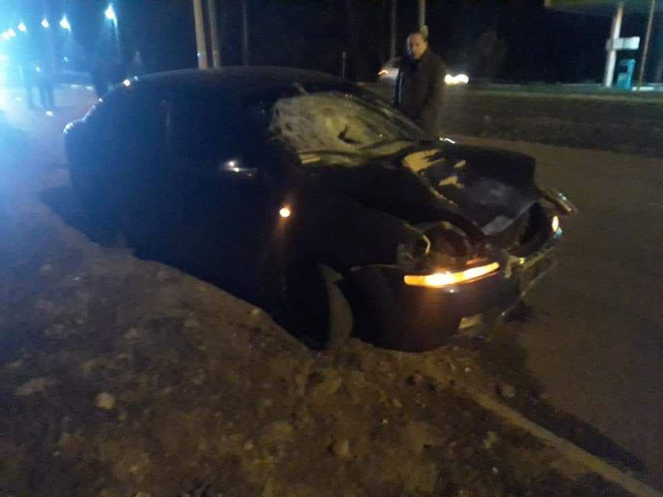 Под Днепром пьяный водитель насмерть сбил пешехода