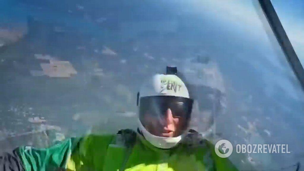 Стрибок без парашута