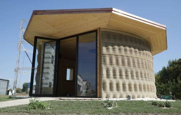 Екологічний будинок Gaia