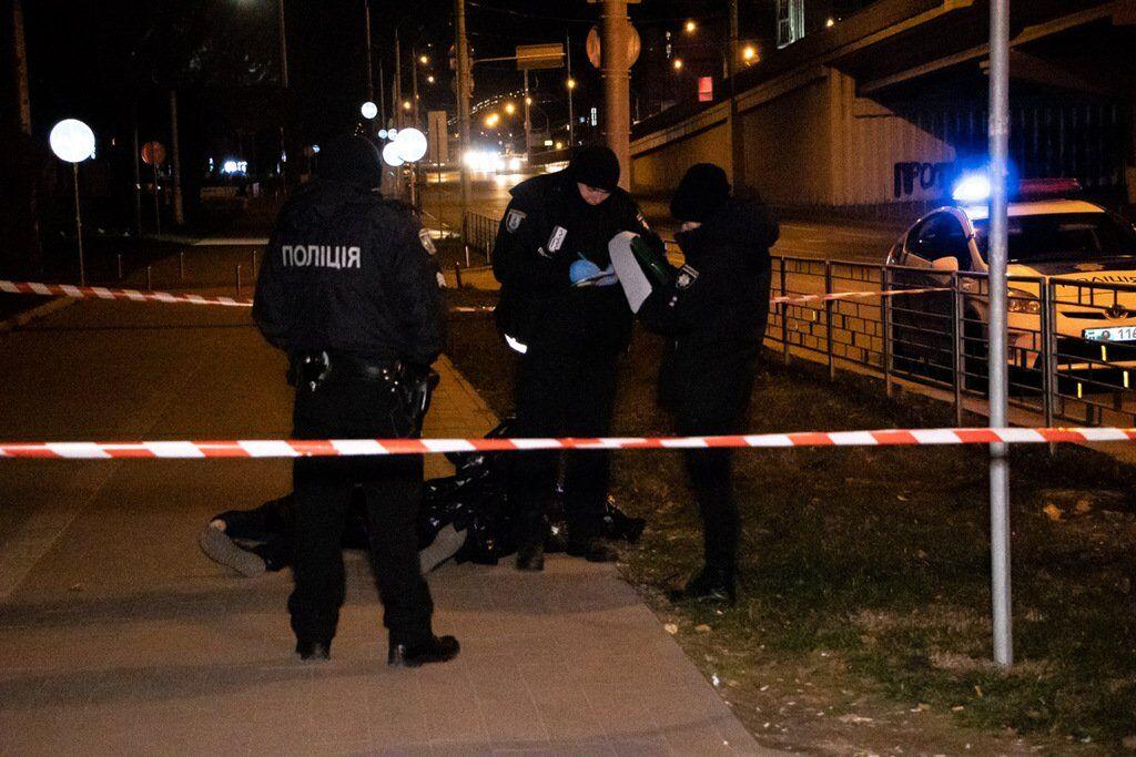 Убийство в Киеве