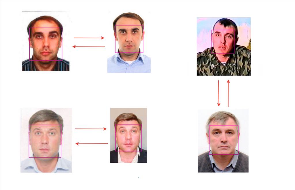 Офіцери ГРУ, які отруїли Омеляна Гебрєва