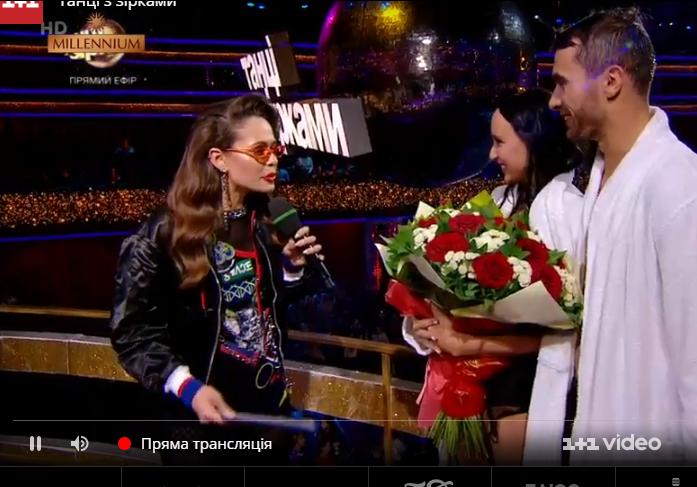 Юлия Санина, Анна Ризатдинова и Александр Прохоров