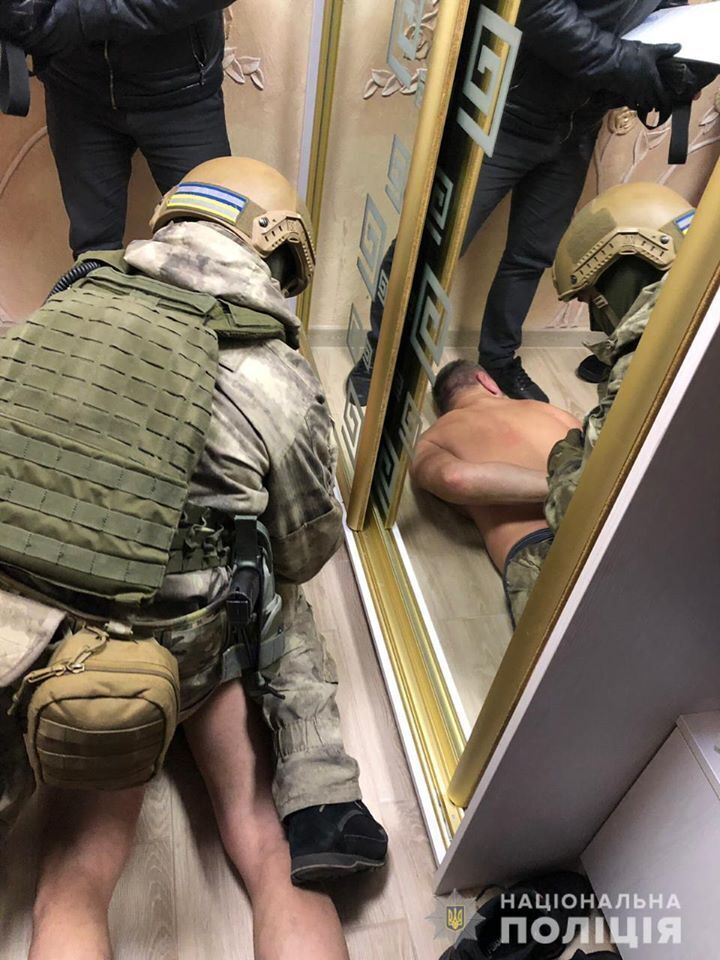 На Київщині затримали кримінального авторитета