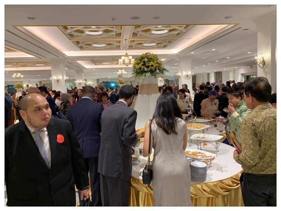 Андрея Бешту засекли на вечеринке в день памяти жертв Голодомора
