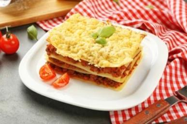 Рецепт смачної лазаньї з фаршем