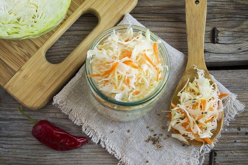 Рецепт самой вкусной квашеной капусты на зиму
