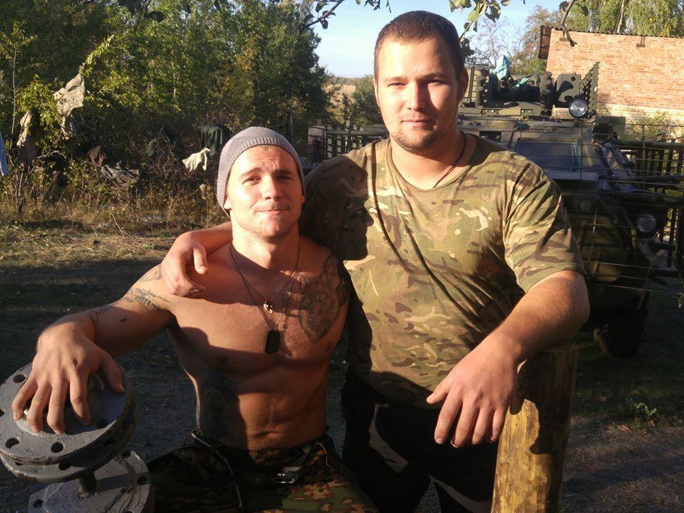 Валерій Ананьєв і Юрій Гундар