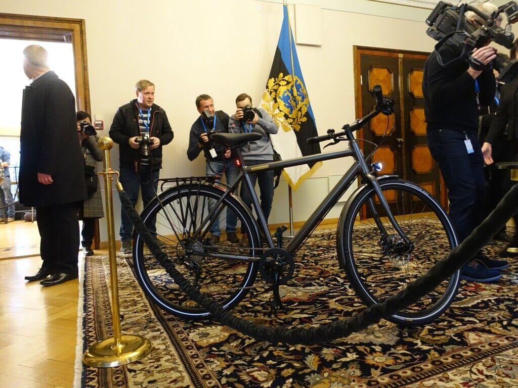 Велосипед Зеленського