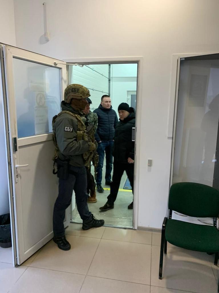 СБУ проводить обуки у Львівській, Івано-Франківській та Тернопільській областях