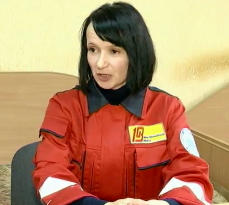 Фельдшерка Уляна Бринда
