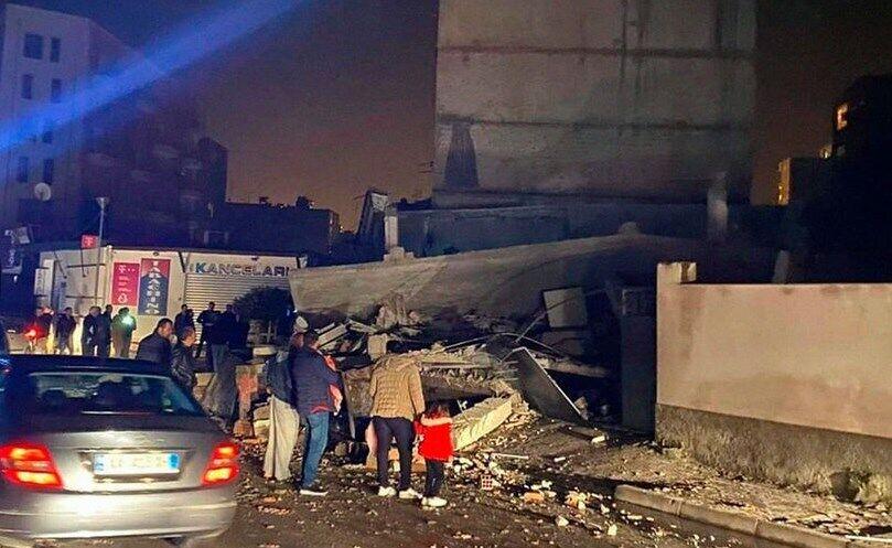 Наслідки землетрусу в Боснії і Герцеговині