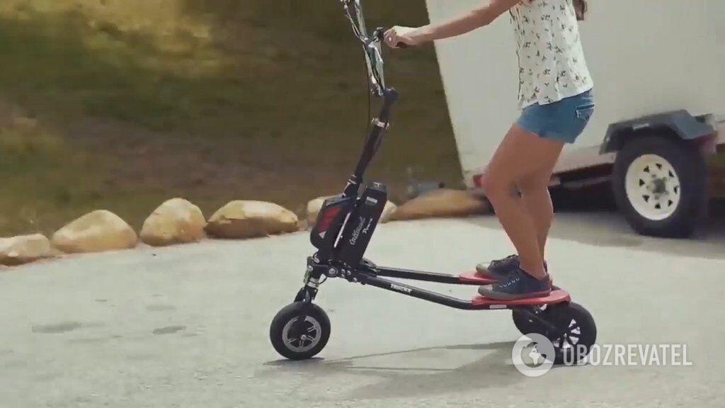 Трайк - новий транспортний засіб