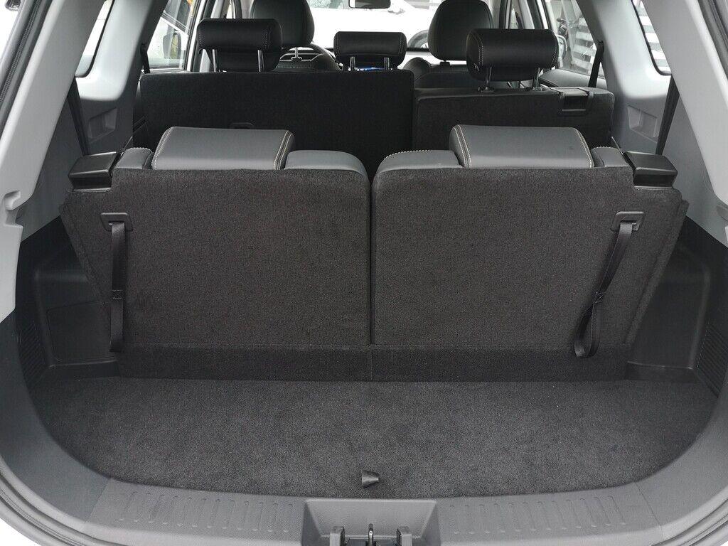 При 7-местной конфигурации в багажник Chery Tiggo 8 поместиться 193 л поклажи