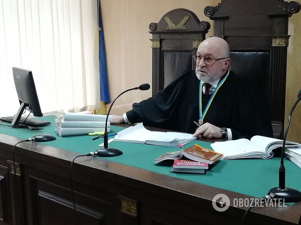 Судове засідання 27 листопада