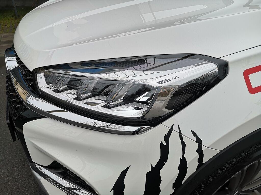 Chery Tiggo 8 получил полностью светодиодные фары Full-LED