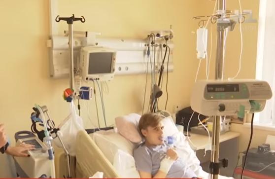Ярослав чекає на операцію