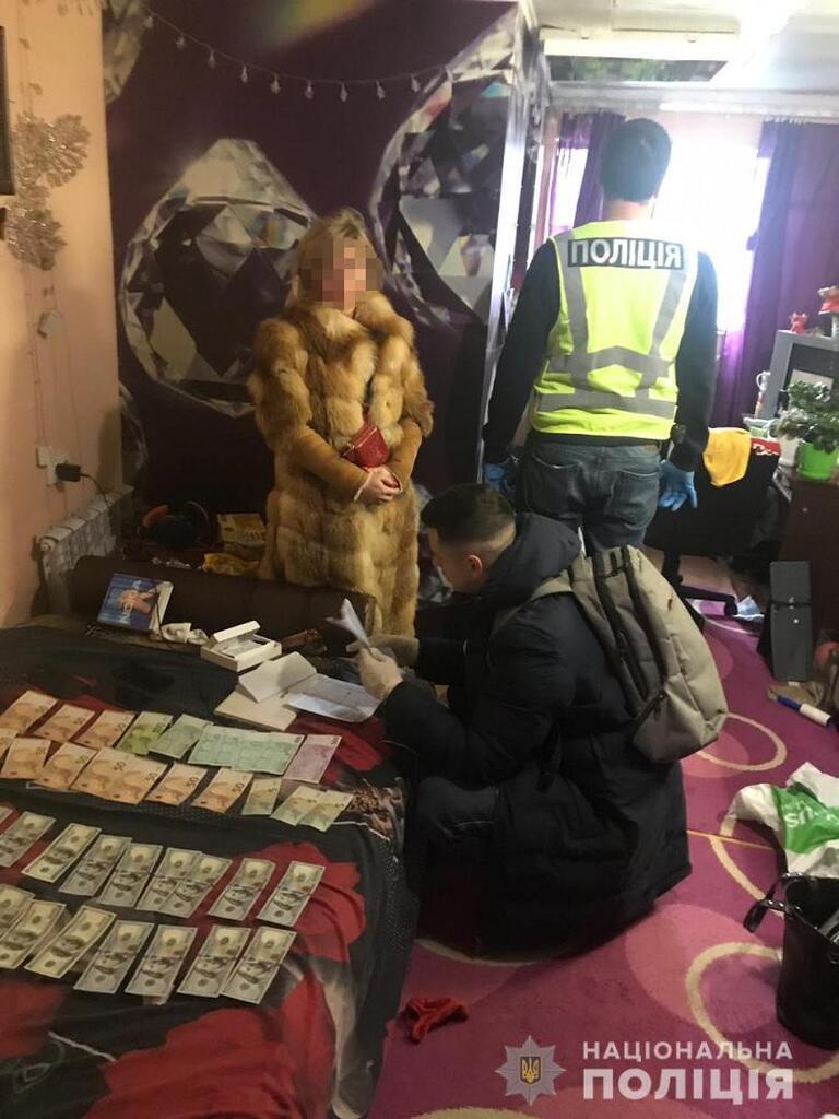 У Києві викрили цілу мережу борделів, замаскованих під масажні салони