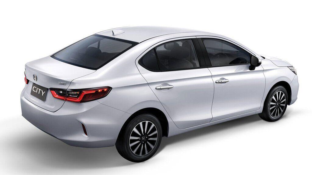 Дизайн Honda City 2020 получился аккуратным и пропорциональным