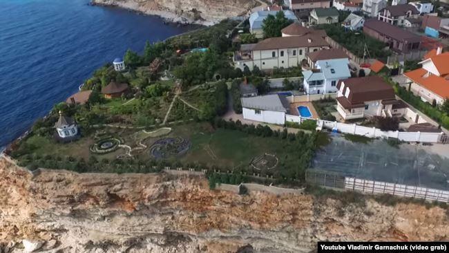 Особняк Лебедева в Крыму